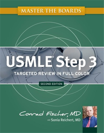 Master The Boards Usmle Step 2 Ck: Targeted Review In Full Color