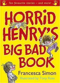 Horrid Henry's Purple Hand Gang Joke Book